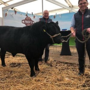 James Troy at the National Ploughing Championships 2018